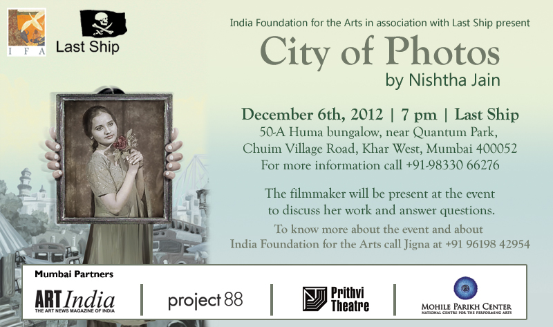 City of Photos Nishtha Jain