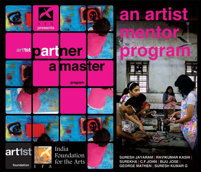 Art1st Partner a Master: An Artist-Mentorship Programme