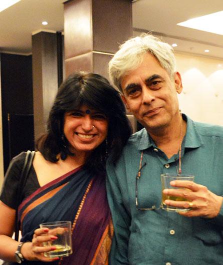 Arundhati Ghosh & Anmol Vellani