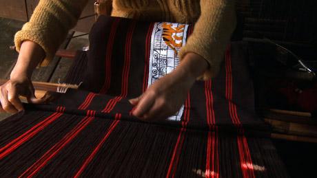 Atangla shawl, Nagaland