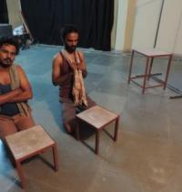 Project 560: Rehearsals for Maasti Chocolate