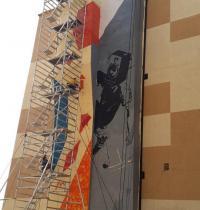 Project 560: Mall-Wall, Phoenix Market City, Whitefield Road