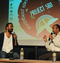 The Project 560 Found Spaces Festival